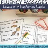Fluency Passages: Non Fiction Bundle- Kindergarten, 1st &