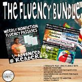 Fluency Passages, Nonfiction Passages, Bundled Set
