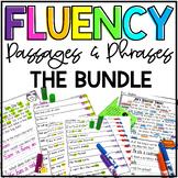 Fluency Passages & Phrases {The BUNDLE}