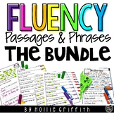 Fluency Passages and Phrases The BUNDLE | Reading Comprehension