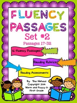 Fluency Passages Second Edition