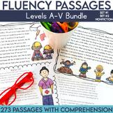 Fluency Passages: Set 1, Set 2 and Non Fiction Bundle- {Le