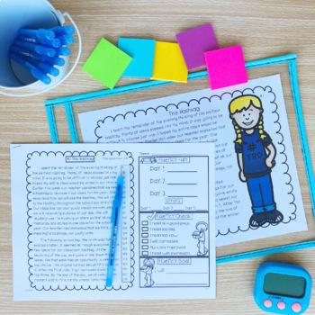 Fluency Passages: Set 2 Bundle- 3rd, 4th & 5th Grade {Level N-V}