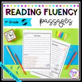 Fluency Passages for 1st Grade - Google Slides Distance Le