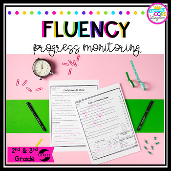 Fluency Passages for 2nd and 3rd Grade