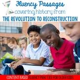 Fluency Passages for Fourth Grade Social Studies