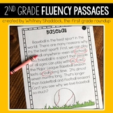 Fluency Decodable Passages for Second Grade