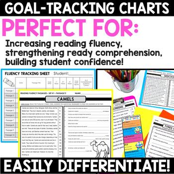 Fluency Passages for Grades 3 - 6 {Ultimate Nonfiction Bundle}