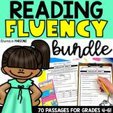Reading Fluency Passages & Comprehension  {Ultimate Nonfiction Bundle}