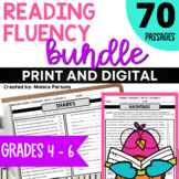 Fluency Passages for Grades 3 - 6 {Ultimate Nonfiction Bundle}