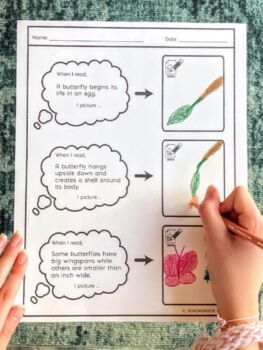 Fluency Passages or Close Readings of Long Vowel Digraphs ay and ai
