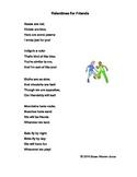 "Fluency, Phonics, and Fun through Poetry # 6 (""Valentines"