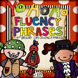 Fluency Phrases (Yo Ho Ho) 4th -6th grade phrases