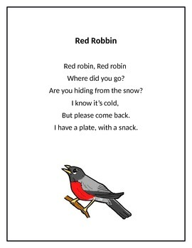 Free Preview....Fluency Poems Common Core Aligned