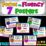 Fluency Posters FREEBIE (Improving Reading Fluency)