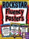 Fluency Posters -Rock Star