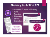 Fluency in Action PowerPoint! Teaches the Fantastic Five of Fluency