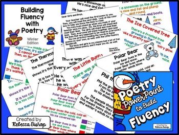 Poetry PowerPoint to Build Fluency