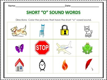 """Fluency Practice, Assessments, and Activities for Short """"o"""" Word Families"""