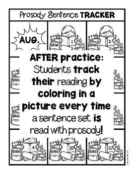 Fluency Practice (August)