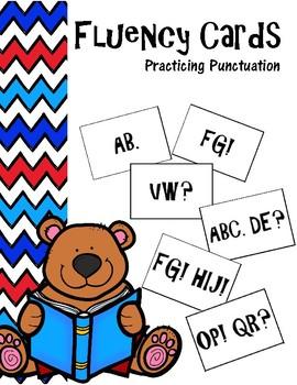 Fluency Practice Cards