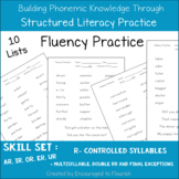 Fluency Practice - Focus on R Controlled Syllables