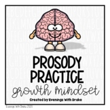 Fluency Practice (Growth Mindset 2)