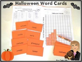 Fluency Practice- Halloween Edition