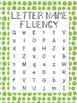 Fluency Practice - LNF, LSF, NWF, CVC
