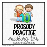 Fluency Practice (Making Ten)