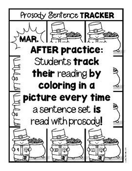 Fluency Practice (March)