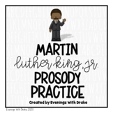 Fluency Practice (Martin Luther King, Jr.)