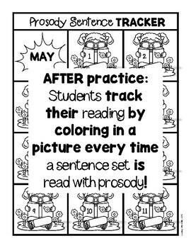 Fluency Practice (May)