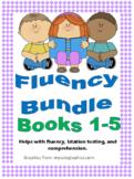 Fluency Practice- My View Literacy Scott Foresman Books 1-