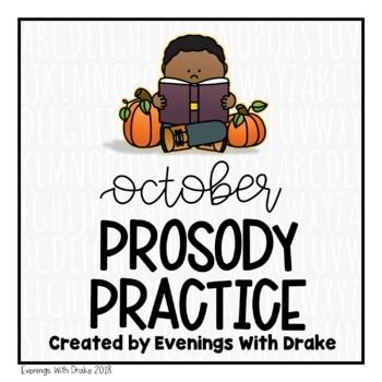 Fluency Practice (October)