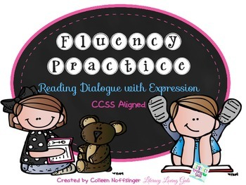Fluency Practice: Reading Dialogue with Expression