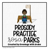 Fluency Practice (Rosa Parks)