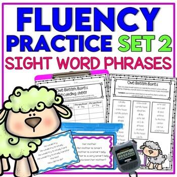 Reading Fluency Practice - SET 2