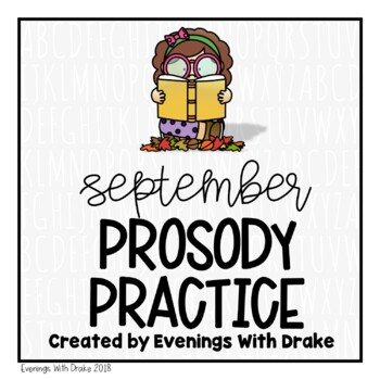 Fluency Practice (September)