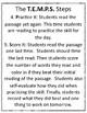 Fluency Practice -T.E.M.P.S