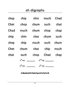 Fostering Fluency Sample