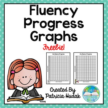 Fluency Progress Graphs (Free!)