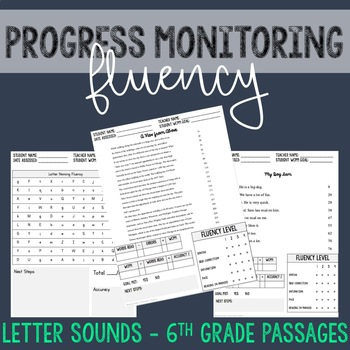 Fluency Progress Monitoring