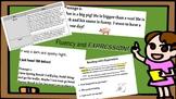 Fluency - Prosody Intervention