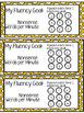 Fluency Punch Card Bookmarks (DIBELS Prep)