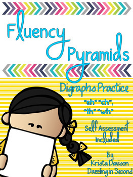 Fluency Pyramids Digraph Edition