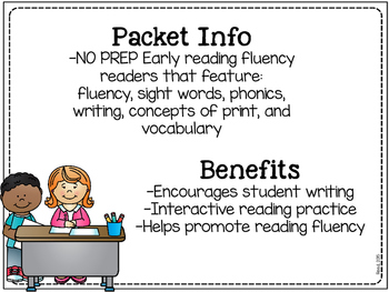 Fluency Mini Books
