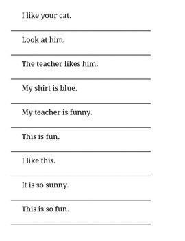 Fluency Readers