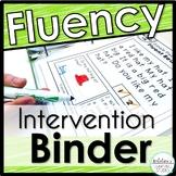 Fluency Intervention