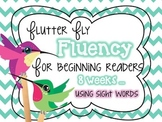 Fluency Reading for Beginning Readers ~ Fluttering Hummingbirds